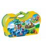 Playmobil 6792 Maletin Zoologico Y Acuario - Mundo Manias