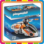 Playmobil 5288 - Top Agents 2 - Moto Espia - Mundo Manias