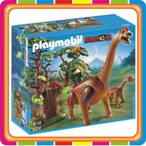 Playmobil 5231 - Dinos - Braquiosaurius - Mundo Manias