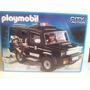 Playmobil Argentina Camioneta De Policia Nueva De Usa Unica
