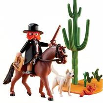 Playmomo Vende Playmobil Set 5251 Sheriff Con Caballo