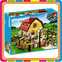 Playmobil 5222 - Rancho De Ponys - Country - Mundo Manias