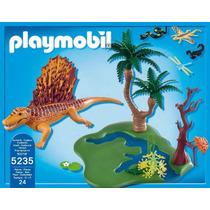 Playmobil Dino Dimetrodon Animales Caja.consulta Descuentos