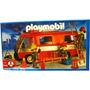Playmobil Camion De Bomberos + 3 Figuras Y Accesorios 13252