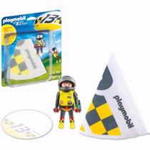 Playmobil 5454 Paracaidista Greg - Mundo Manias