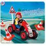 Playmobil Special Plus 4759 Niño Con Karting / Caja Cerrada