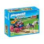 Educando Playmobil Country Cuidadora Con Caballos 5226