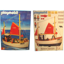 Playmobil 3551 : Barco Pesquero -minijuegosnet
