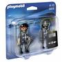 Playmobil Duo Policia 5515 La Horqueta