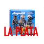 Playmobil 5565 Policia Swat Con Perro Original La Plata