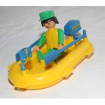 Playmobil Set De Gomon Y Marinero