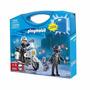 Educando Playmobil Maletín Policias 5891
