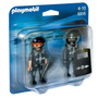 Playmobil 5515 Duo Pack Policias Juguetería El Pehuén