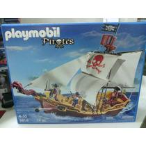 Muñecos Playmobil Barco Pirata 5618 Envio Sin Cargo Caba