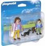 Playmobil Duo Pack 5513 Madre Con Niño - Mundo Manias
