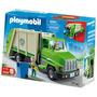 Playmobil Camión De Reciclaje Art 5938