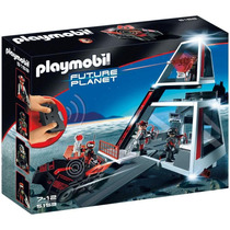 Playmobil 5153 Future Planet Estacion Espacial Bunny Toys