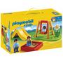 Playmobil 1.2.3 6785 Parque De Juegos Jugueteria Bunny Toys