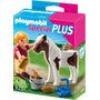 Playmobil Special 5291 Niña Con Pony - Mundo Manias