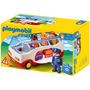Playmobil 6773 Autobus Aeropuerto + 4 Muñecos Original