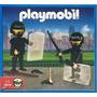 Playmobil 9518 - 2 Policias - Original En Caja Sellada
