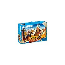 Playmobil Super Set Campamento Indio Art4012