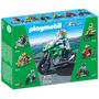 Playmobil 5524 Moto Verde S Deportiva Jugueteria Bunny Toys