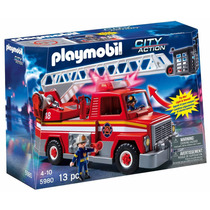 Playmobil City 5980 Bombero