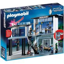 Playmobil 5182 City Action Estacion De Policia Bunny Toys