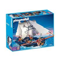 Playmobil 5810 Set De Barco Pirata Jugueteria Bunny Toys