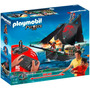 Playmobil Barco Pirata Motor Submarino Radio Control 5238