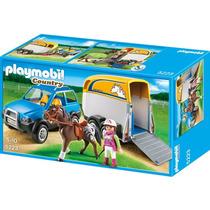 Playmobil 5223 Ducha De Caballos