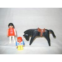 Lote De Figuras Playmobil - Mil Ladrillos