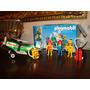Antiguo Playmobil Impecable! Avion