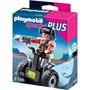 Playmobil Agente Secreto C - Racer 5296