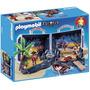 Playmobil Cofre Del Tesoro Pirata Zap 5347