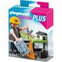 Playmobil Mini Arquitecto Con Mesa De Trabajo Xml 5294