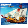 Barco Pirata Playmobil 5618 Palermo Zona Norte