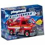 Playmobil Camion De Rescate C/escuadron 5980