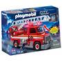 Playmobil 5980 Camión De Bomberos Zona Caballito