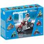 Playmobil Moto Custom 5527