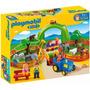 Playmobil 1.2.3 - Mi Primer Zoo ... En Magimundo !!!!!