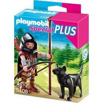 Playmobil Special Plus Caballero Del Lobo Art. 5408