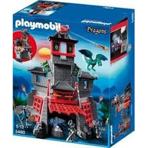 Playmobil 5480 Fortaleza Secreta Dragon