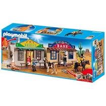 Playmobil Western Ciudad D Oeste 4398 Maletin Palermo Envios