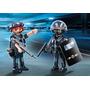 Muñecos Playmobil Duo Pack Policía De Playmobil - Art. 5515