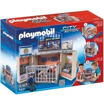 Playmobil 5421 Cuartel Policial