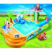 Playmobil 5433 Vacaciones - Piscina De Niños Summer Time