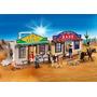 Playmobil 4398 Maletin Con Banco Y Oficina Del Sheriff