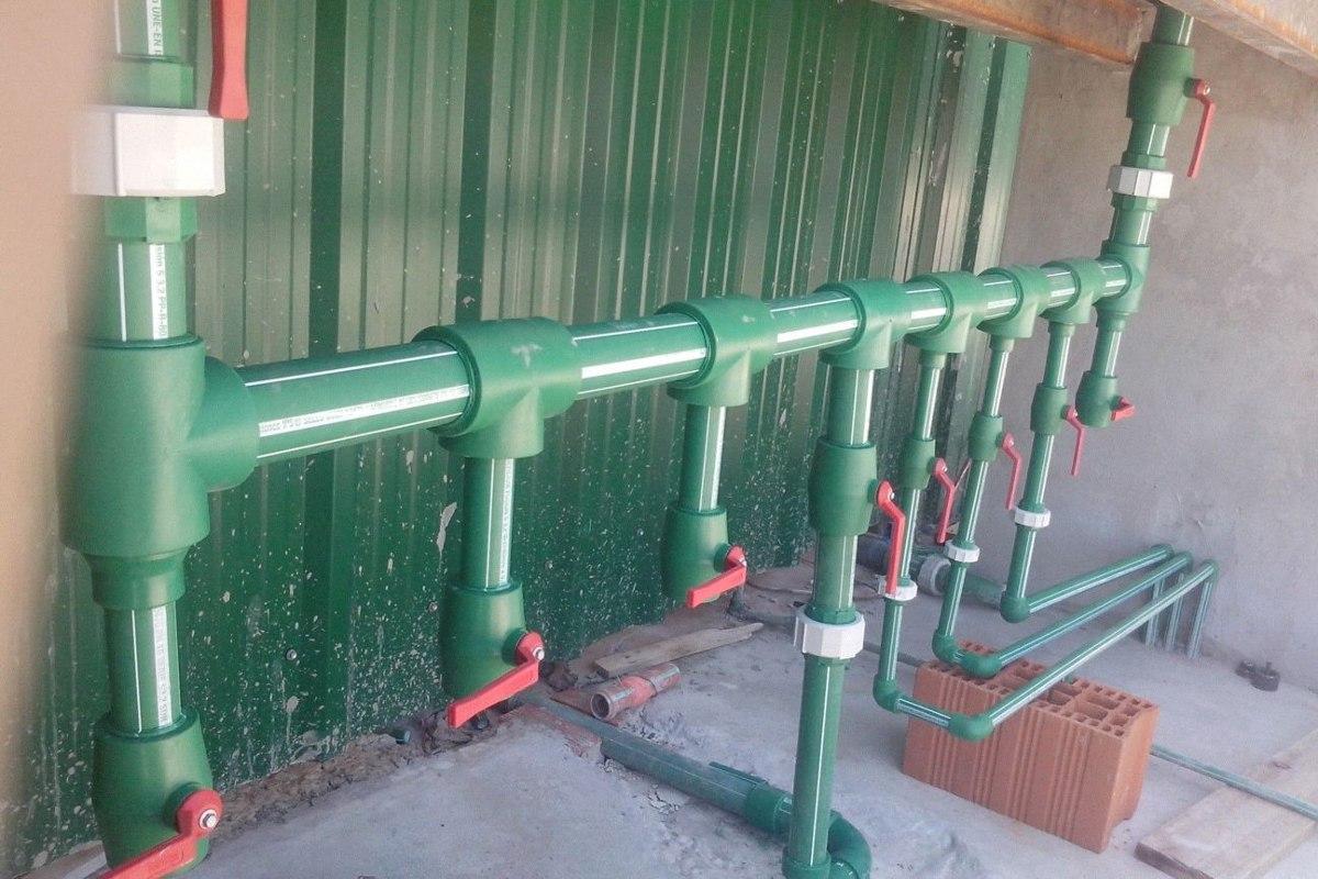 Plomer a gasista matric agua desag e calefacci n - Como hacer una instalacion de fontaneria ...